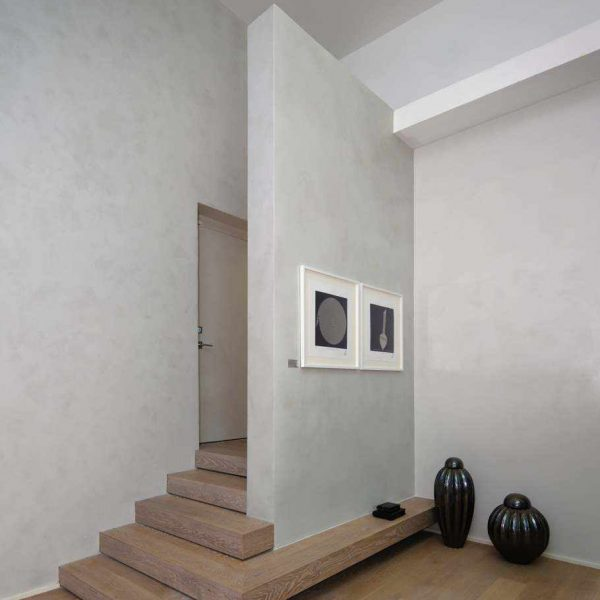 microcement walls